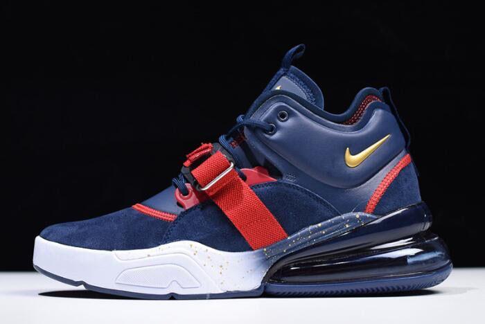 Nike Air Force 270 Dream Team Obsidian