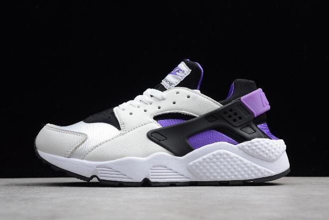 Nike Air Huarache '91 QS Black/Purple Punch-White AH8049-001