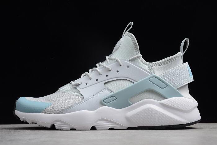Nike Air Huarache Run Ultra Pure Platinum/Ocean Bliss 847568-011