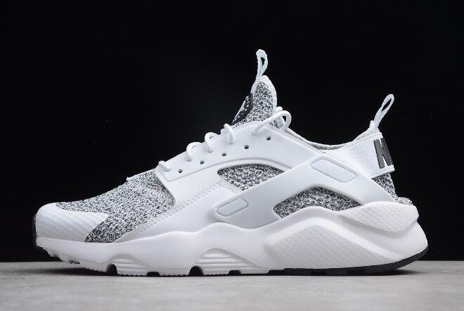 Nike Air Huarache Run Ultra Rice White/Black AH6758-001