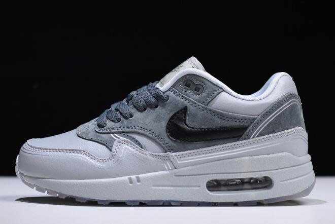 Nike Air Max 1 Centre Pompidou Wolf Grey/Black-Cool Grey AV3735-001