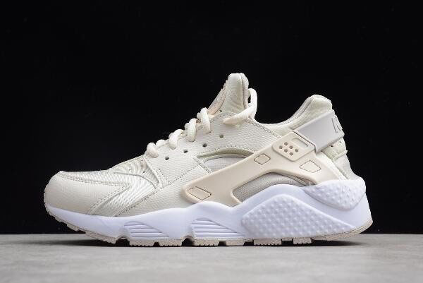 WMNS Nike Air Huarache Run Phantom/Light Iron Ore-White 634835-018