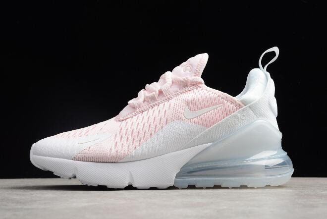 WMNS Nike Air Max 270 Particle Rose/Celestial Teal-White AH6789-602