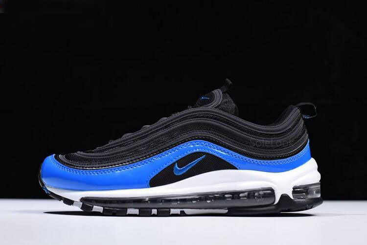 Nike Air Max 97 Binary Blue Black/Blue Nebula-Wolf Grey-White 921826-011