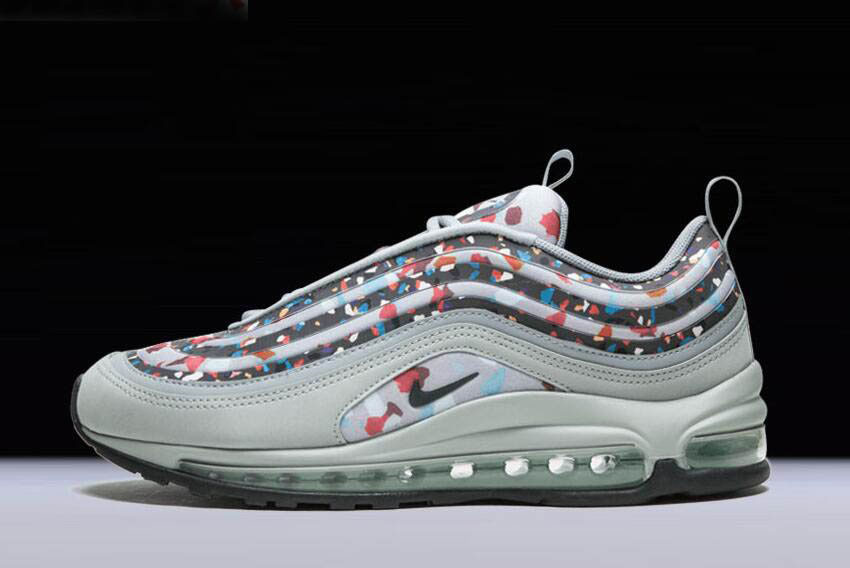 Nike Air Max 97 Ultra Premium Confetti Light Pumice/Anthracite-Fiberglass AO2325-001