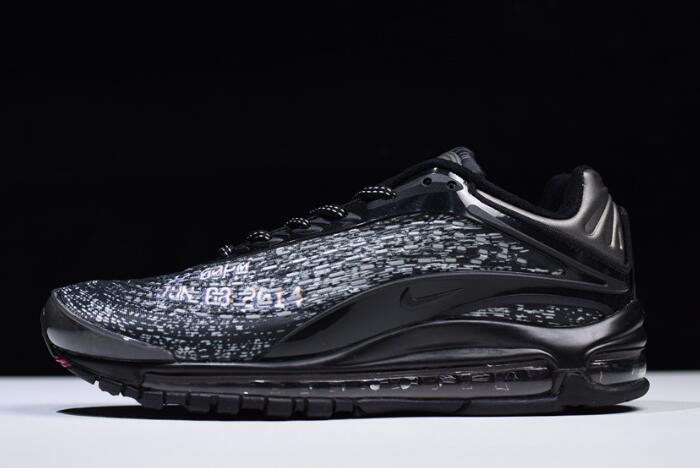 Skepta x Nike Air Max Deluxe Black/Deep Red AQ9945-001