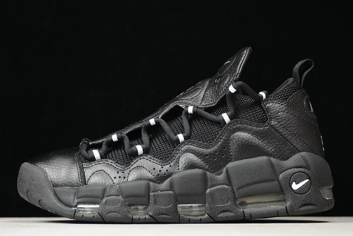 Nike Air More Money Black/Metallic Silver-Black AJ2998-002