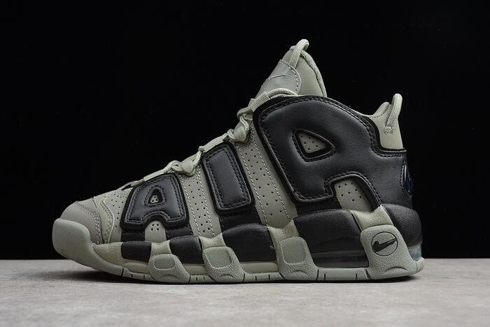 Nike Air More Uptempo GS Dark Stucco/Black 415082-007