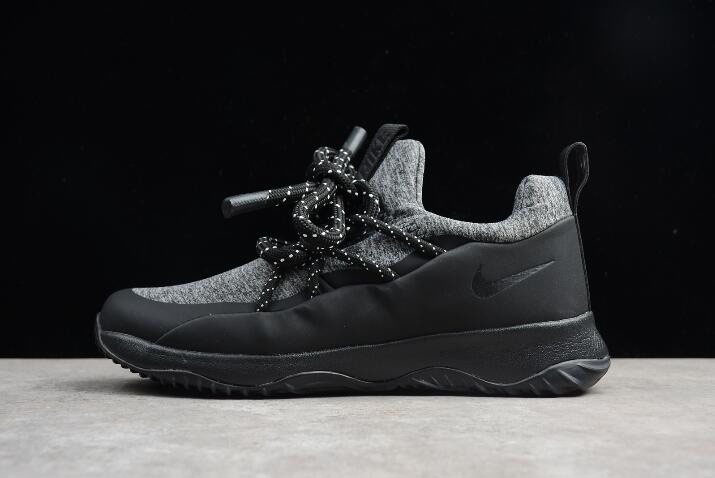 Men's and Women's Nike City Loop Black/Dark Grey AA1097-001