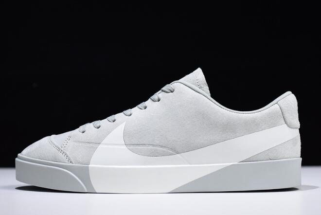 Nike Blazer City Low LX Grey White AV2253-700