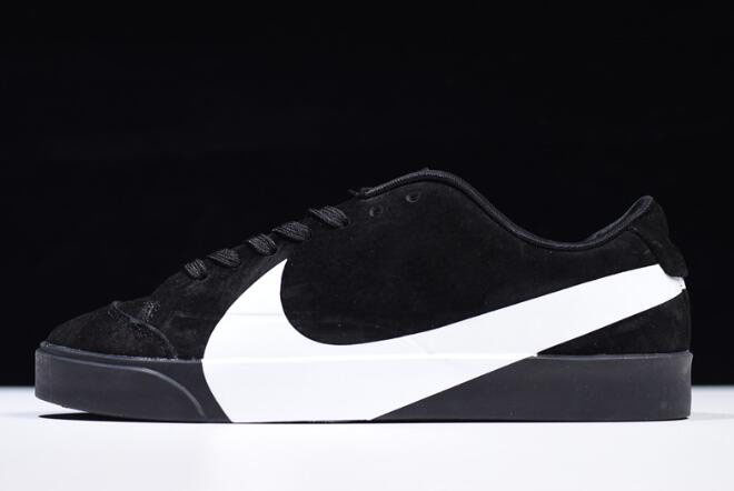 Nike Blazer City Low XS Black/White AV2253-001