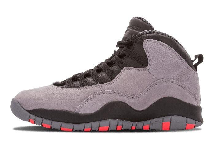 Air Jordan 10 Retro Cool Grey 310805-023 For Sale