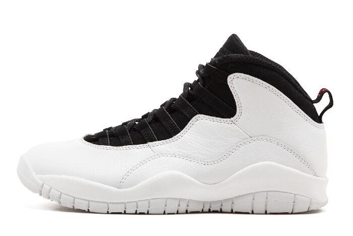 Air Jordan 10 Retro I'm Back Summit White/Black-Universtiy Red 310805-104