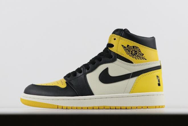 Shinedown x Air Jordan 1 Retro High OG Attention Attention PE Free Shipping