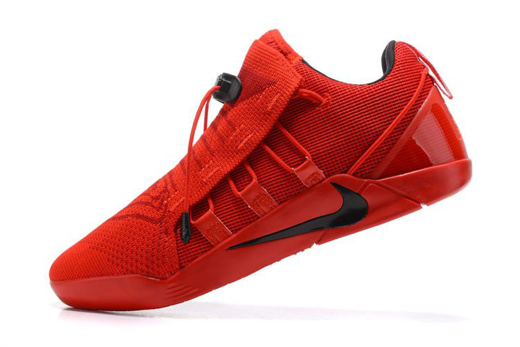 Nike Kobe AD NXT University Red/Black Kobe Bryant's Latest Signature Shoe