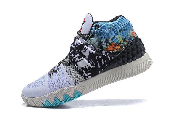 Nike Kyrie S1 Hybrid All-Star Effect White/Black-Multi-Color
