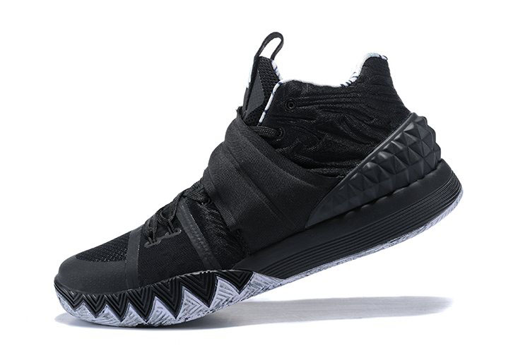 Nike Kyrie S1 Hybrid Black/White Men's Basketball Shoes For Sale
