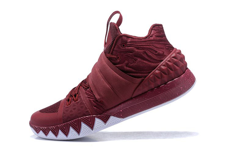 Nike Kyrie S1 Hybrid Wine Red/White 2018 For Sale