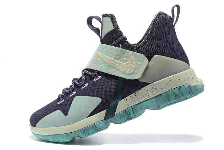 Glow In The Dark Nike LeBron 14 All-Star Men's Basketball Shoes On Sale