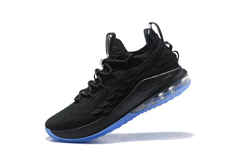 Nike LeBron 15 Low Black Ice Men's Basketball Shoes
