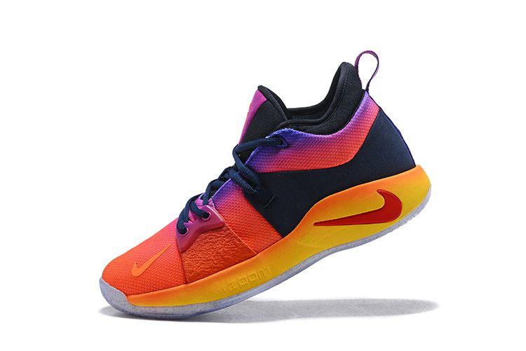 Men's Nike PG 2 Summer Basketball Shoes For Sale