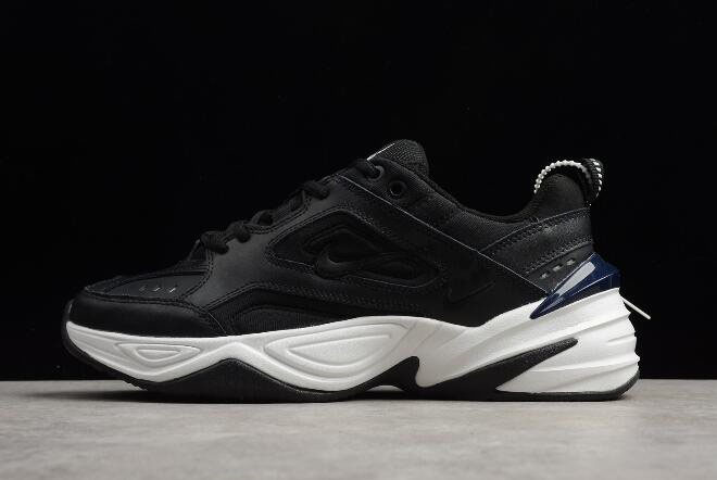Nike M2K Tekno Black/Off White-Obsidian Dad Shoes AO3108-003