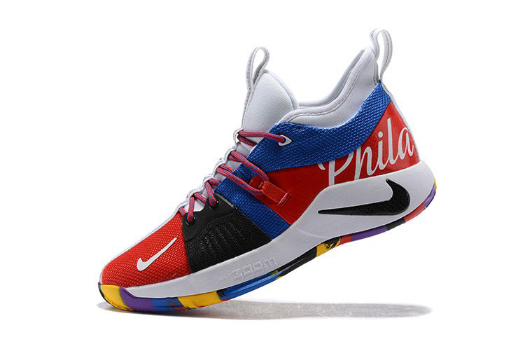 Nike PG 2 Phila Unite Multi-Color For Sale