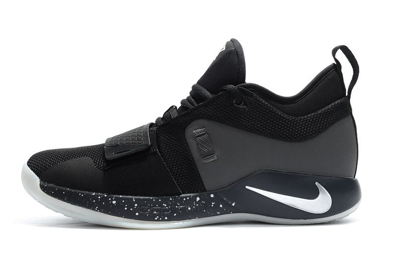 Men's Nike PG 2.5 Black/Pure Platinum-Anthracite BQ8453-004