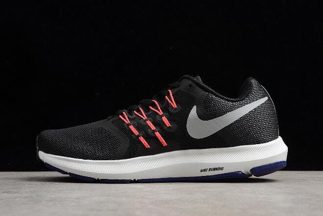 Nike Run Swift Black/Matte Silver Men's and Women's Size Running Shoes 908989-005