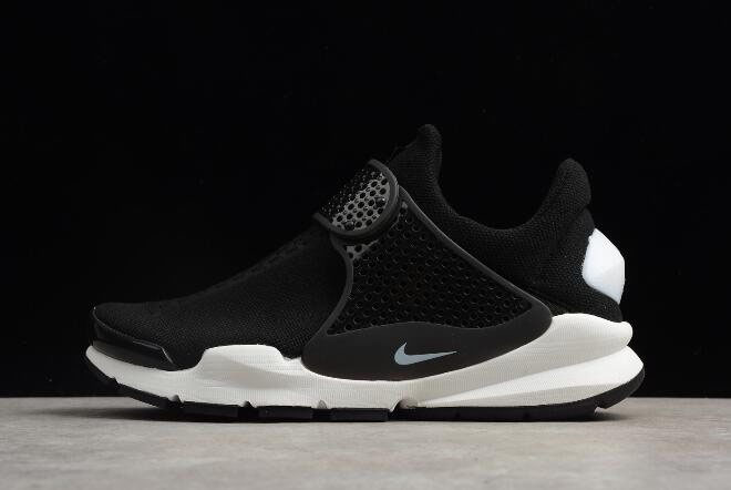 Nike Sock Dart KJCRD Black/White Men's and Women's Size 819686-005 For Sale