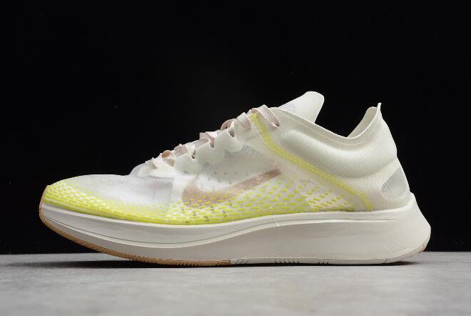 Nike Zoom Fly SP Fast Light Orewood Brown/Bright Cactus-Elemental Gold AT5242-174
