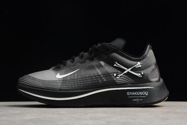 Nike Zoom VaporFly 4% Fly SP Black White AA3172-002 For Sale