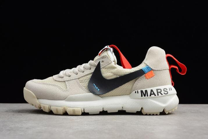 Off-White x Nike Craft Mars Yard 2.0 x G-DRAGON Men's and Women's Size Sneaker