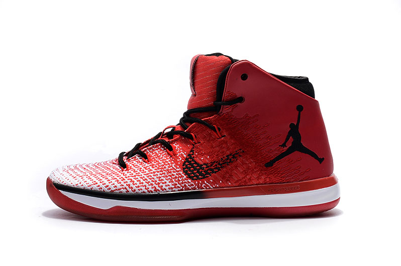 "Air Jordan XXX1 ""Chicago"" University Red/Black-White 845037-600"