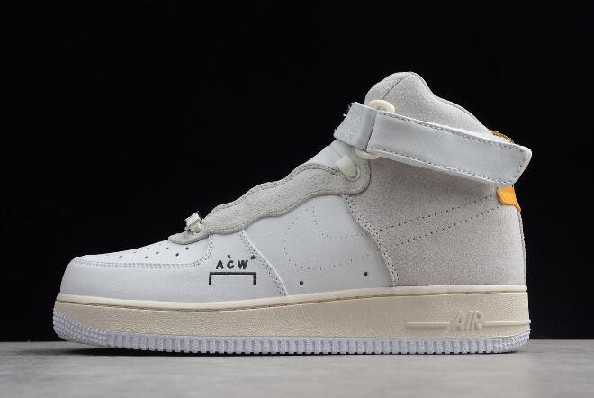 A-Cold-Wall x Nike Air Force 1 High ACW Samuel Ross AQ5644-991