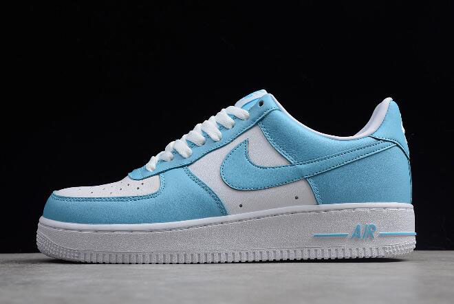 "Nike Air Force 1 Low ""UNC"" Blue Gale/White AQ4134-400"