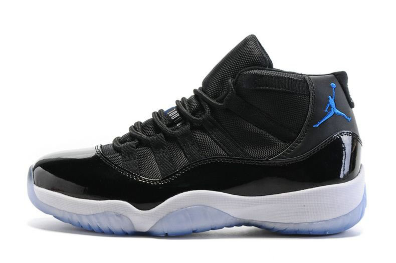Air Jordan 11 Retro Space Jam Black/Dark Concord-White 378037-003