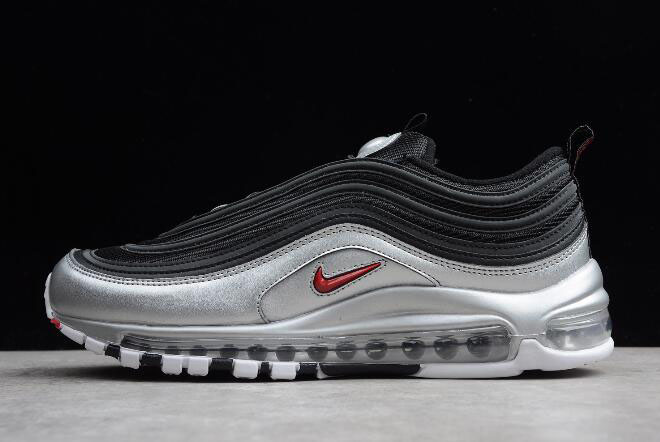 Nike Air Max 97 QS Black/Varsity Red-Metallic Silver-White AT5458-001