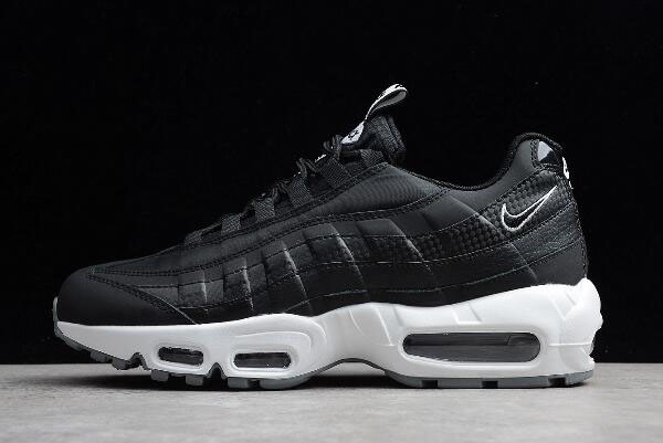 Nike Air Max 95 SE Black/White/Cool Grey/Black AQ4129-002