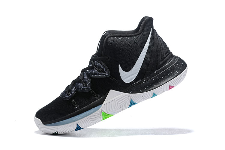 "Nike Kyrie 5 ""Black Magic"" Multi-Color AO2918-901"
