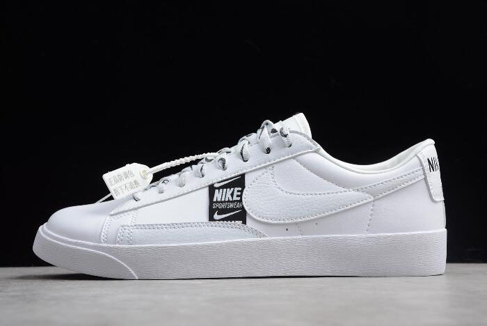 Nike Blazer Low SE White/White-Black AV9374-100