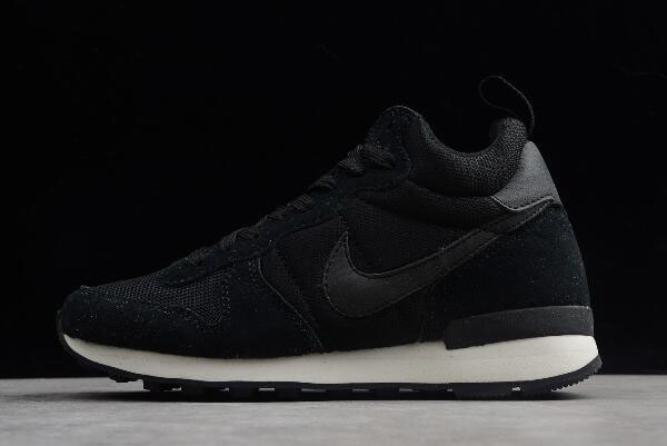 WMNS Nike Internationalist Mid Black/White 683967-006