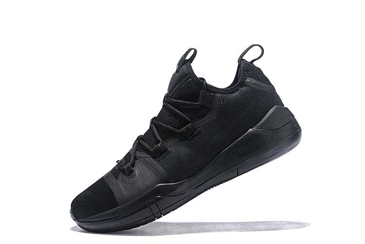 "Kobe Bryant Newest Nike Kobe AD ""Triple Black"""
