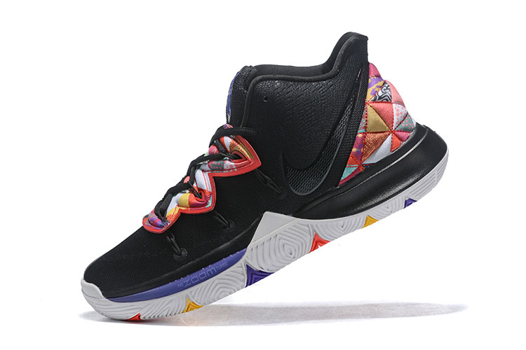 Nike Kyrie 5 Black/Multi-Color