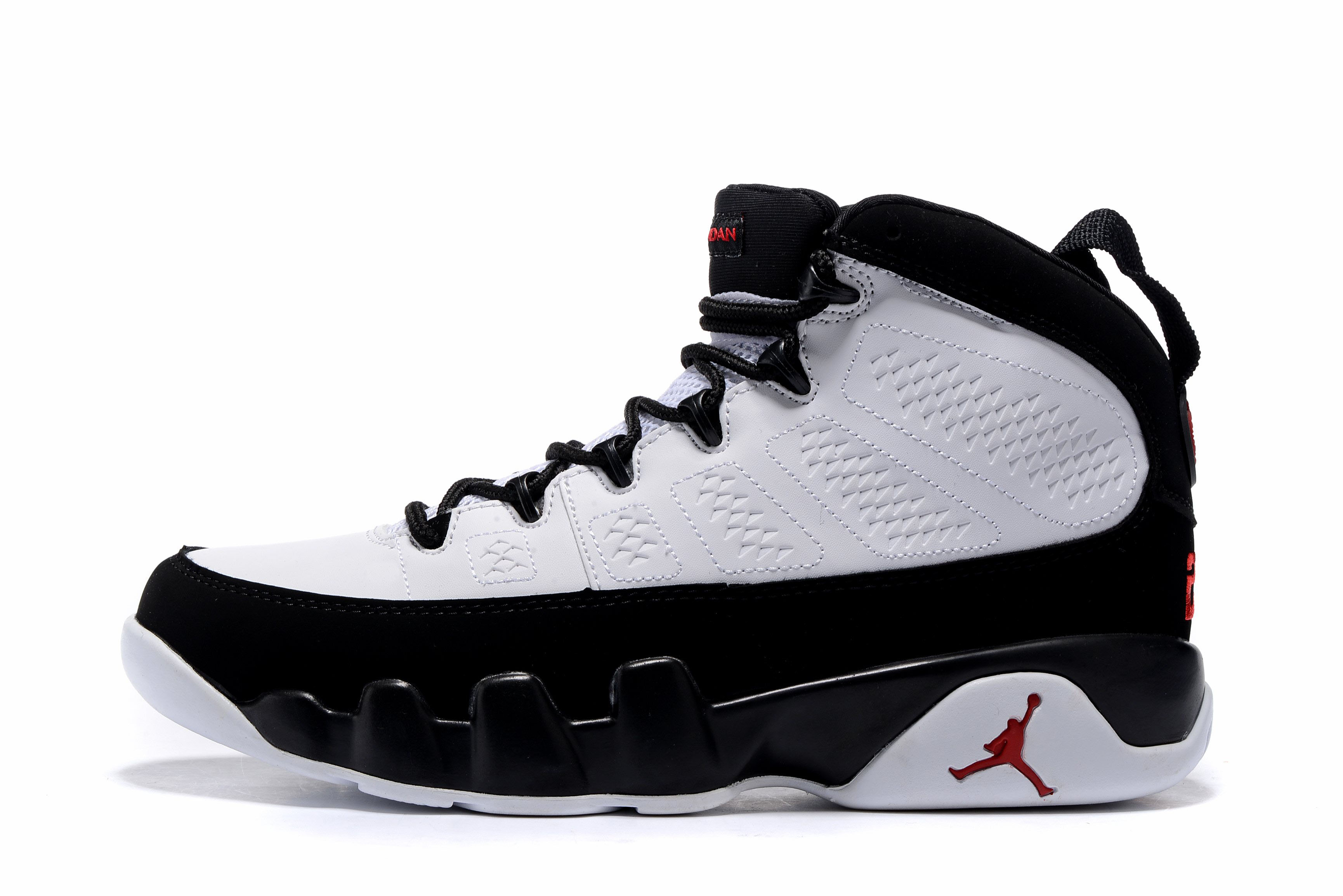 Air Jordan 9 Retro Space Jam White/True Red-Black 302370-112