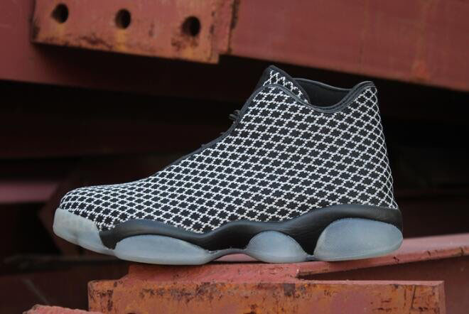 New Air Jordan Horizon AJ13 Black/White 823581-010 For Sale