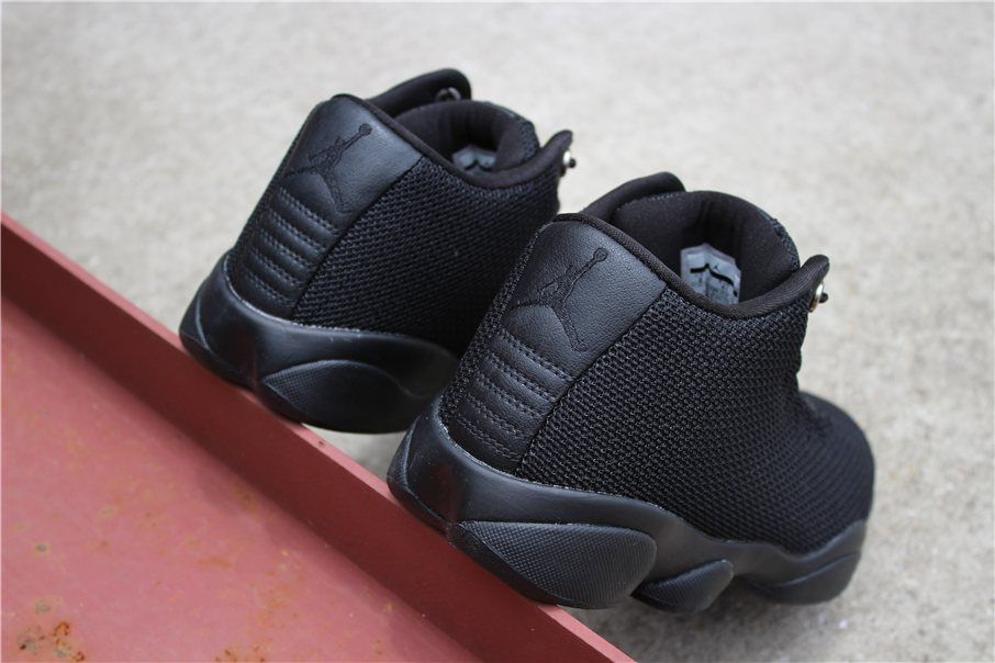 nike air jordan horizon low noir