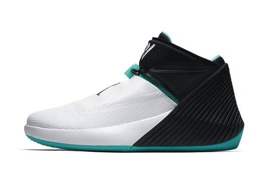 Jordan Why Not Zer0.1 Noah White/Black-Emerald AQ9028-103