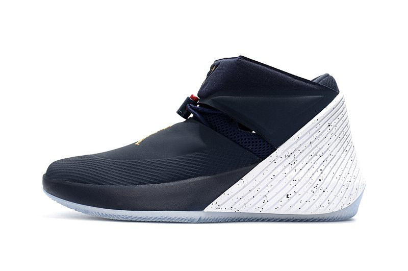 Jordan Why Not Zer0.1 Tribute Midnight Navy/Metallic Gold-White AA2510-431