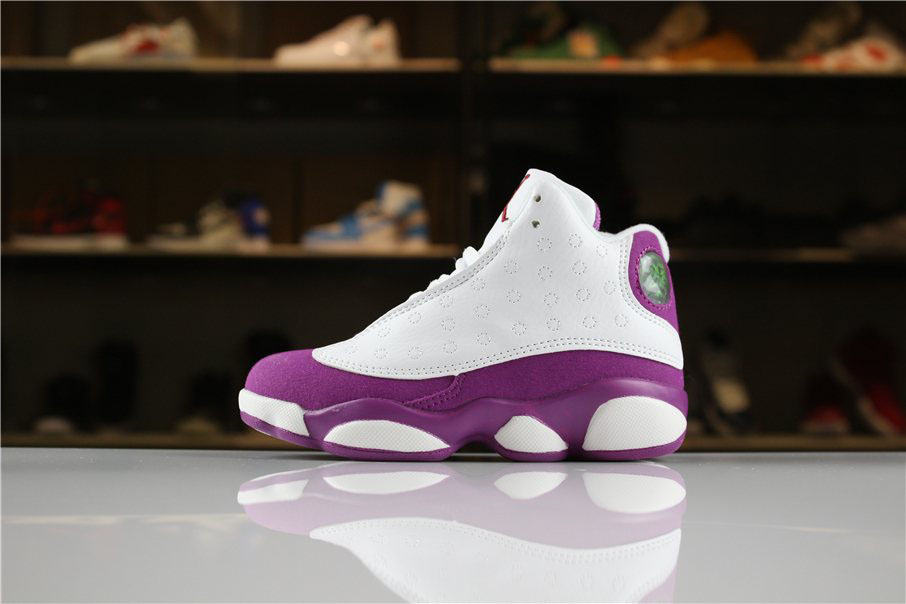 Kid's Air Jordan 13 Bordeaux Sail/Bordeaux For Sale